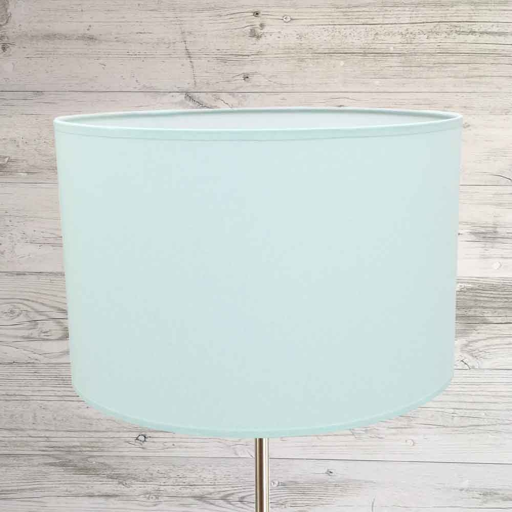 Drum Shade Pale Green